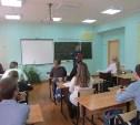 В школах Заокского района провели противопожарные учения