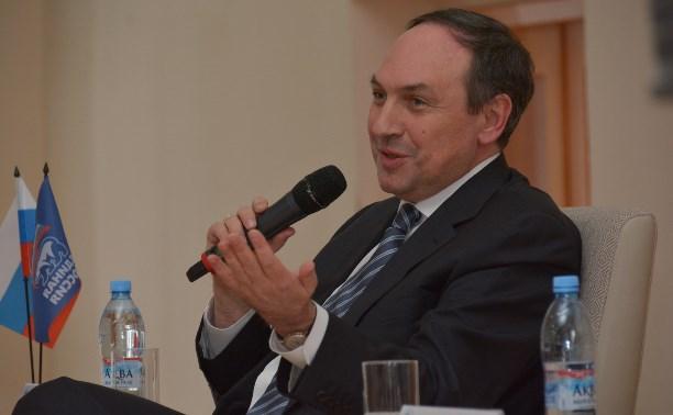 Вячеслав Никонов: Силиконовая долина говорит по-русски