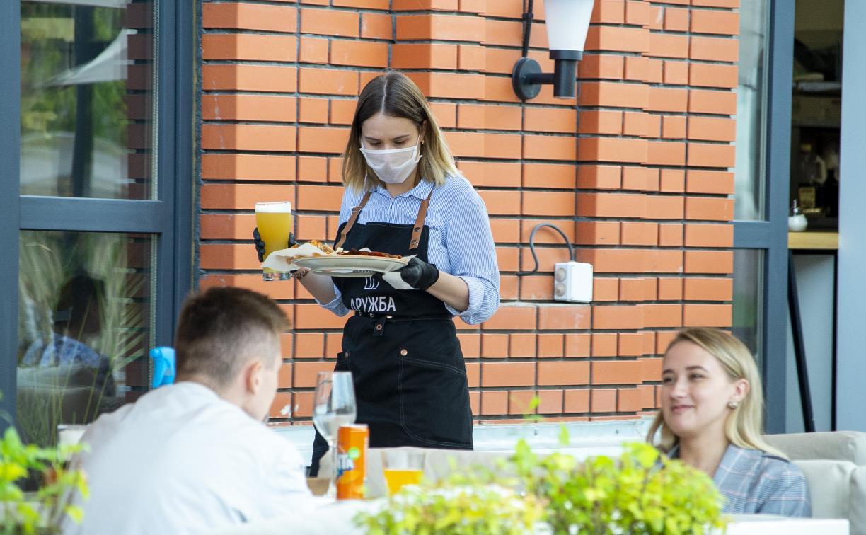 Тульские кафе открыли летние веранды: фоторепортаж