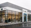 В Туле открылся дилерский центр Land Rover и Jaguar