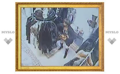 В Туле ограблен магазин элитных мехов