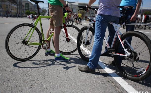 За сутки полицейские раскрыли две кражи велосипедов