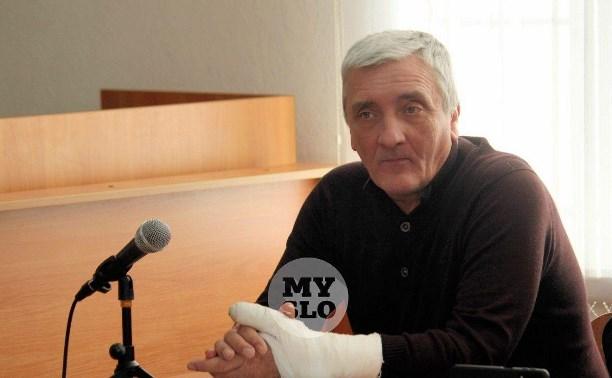 Конфликт водителя-инвалида и ГИБДД в Туле: видео из зала суда