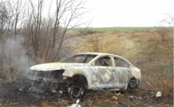 В Ефремовском районе погиб водитель «Фольксвагена»