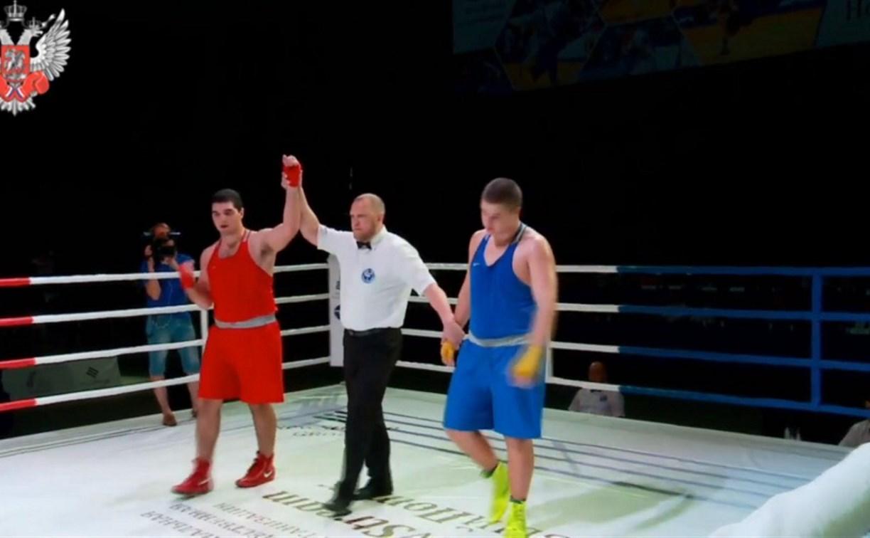 Тульские боксеры завоевали медали на первенстве России