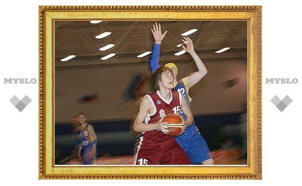 Под Тулой прошел баскетбольный турнир