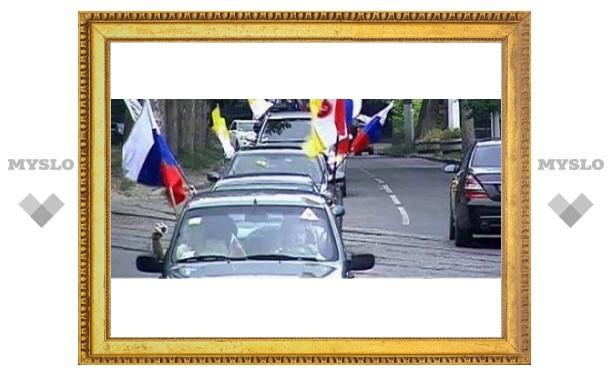 В Туле пройдет автопробег боевой славы