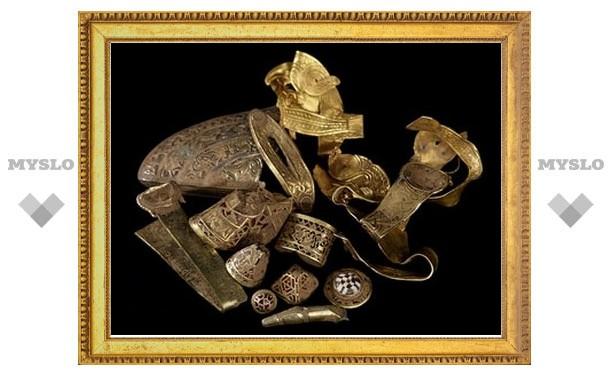 Британский археолог-любитель нашел клад VII века