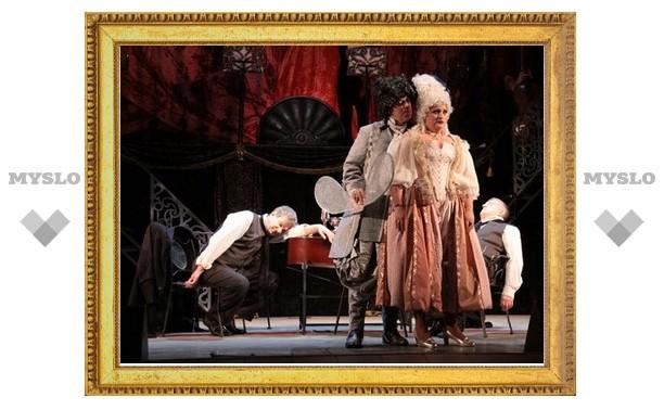 Филармония удивит туляков новой оперой