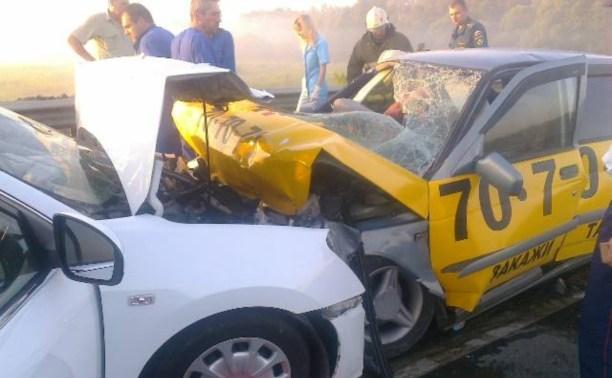 Водитель такси «Максим», по вине которого погибла женщина, может сесть в тюрьму на 5 лет