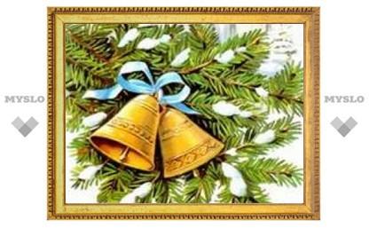 Как празднуют Рождество в Ясной Поляне