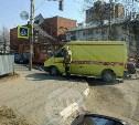 Из-за ДТП на ул. Тимирязева встали трамваи