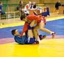 В Алексине прошел межрегиональный турнир по самбо