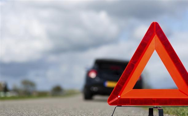 В Алексине водитель внедорожника сбил двух подростков и скрылся