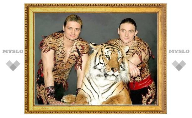 Братья Запашные приглашают на цирковое шоу