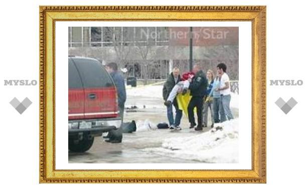 Бойня в университете Иллинойса: студент на лекции застрелил 5 человек