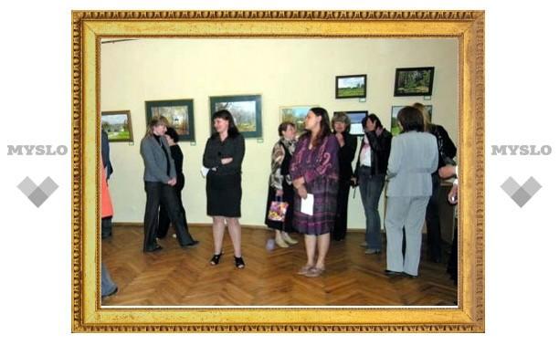 В «Ясной Поляне» открылась новая выставка