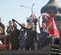 По площади Ленина прошёл парад Победы: фоторепортаж Myslo
