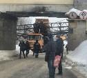 Причиной ДТП на Венёвском шоссе стало автоматическое срабатывание системы подъёма кузова из-за мороза