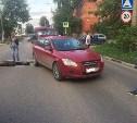 В Туле под колесами московского авто погибла пенсионерка