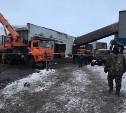Обрушение ангара в Чернском районе: стала известна причина ЧП