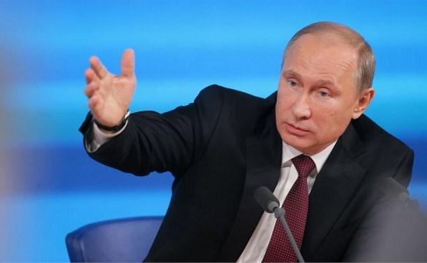 Владимир Путин: Работать надо!