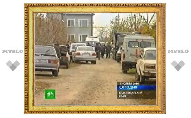 Арестован четвертый подозреваемый в убийстве 12 человек на Кубани