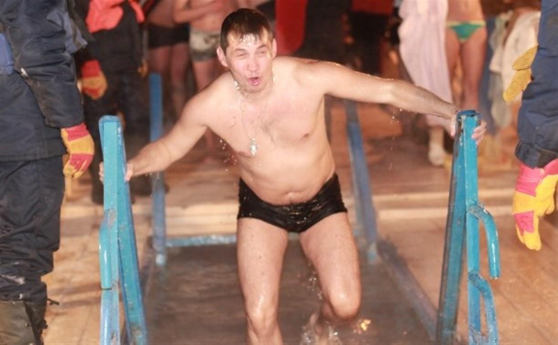 Где в Тульской области искупаться на Крещение