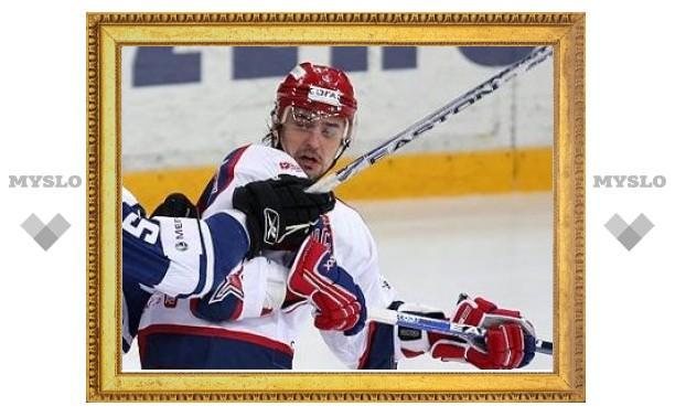 Хоккеист сборной России перешел из ЦСКА в клуб Вячеслава Быкова