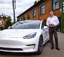 Владелец второй Tesla в Туле: «Мы все пересядем на электрокары»
