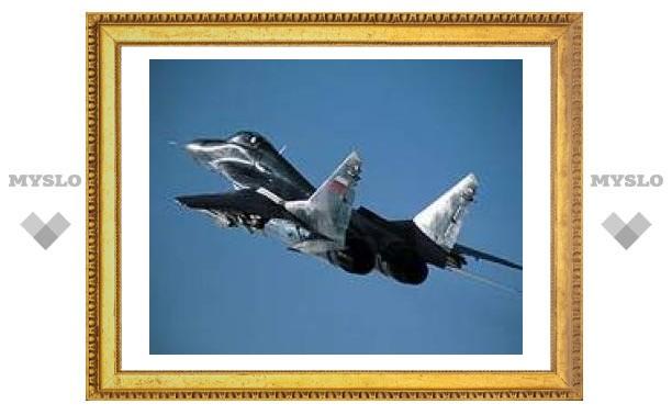 В Забайкальском крае разбился МиГ-29