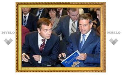 Дмитрий Медведев сделал Михаила Зурабова своим советником