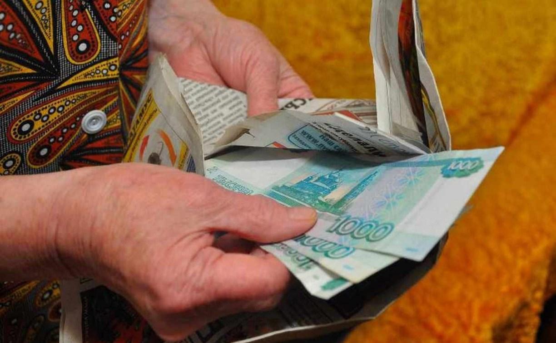 В Туле мошенники обманули пенсионерку на 141 тысячу рублей