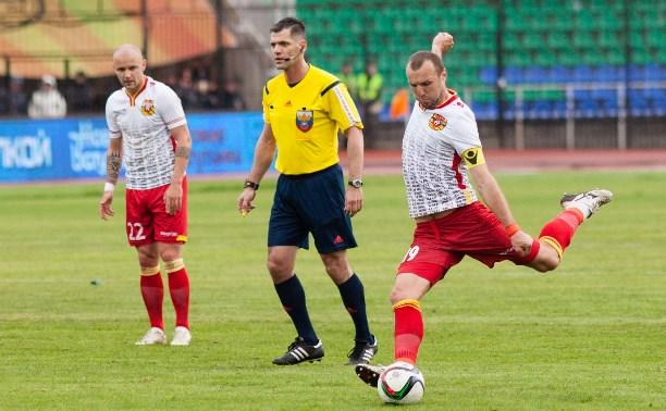 Матч «Арсенала» с «Томью» рассудит арбитр из Москвы