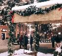 В Туле подвели итоги конкурса на лучшее новогоднее оформление