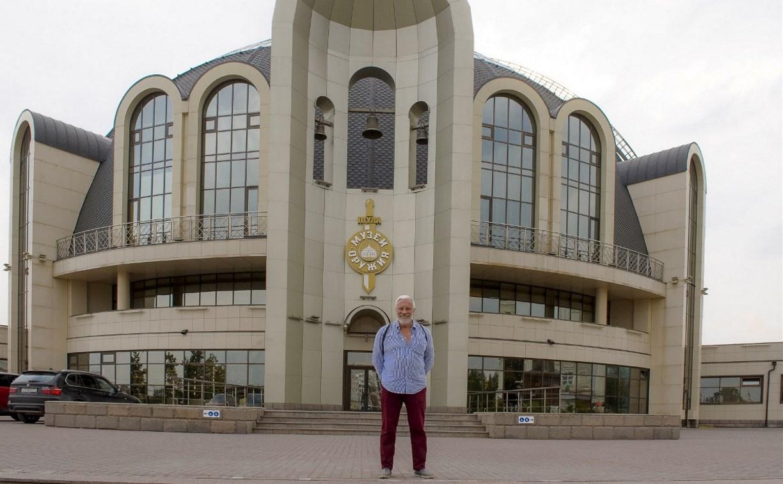 В эфир Первого канала вышли «Непутевые заметки» о Туле