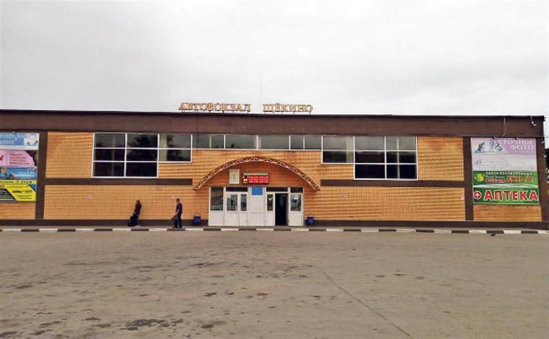 Пять автостанций Тульской области выставлены на продажу
