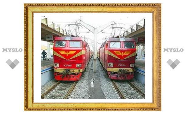 Стоимость проезда в российских поездах в 2009 году резко увеличится