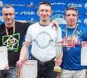 Туляки в составе российской сборной выиграли чемпионат Европы по настольному хоккею