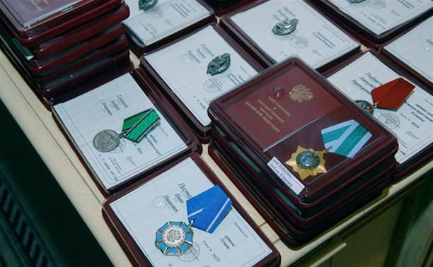 Владимир Путин наградил туляков государственными наградами РФ