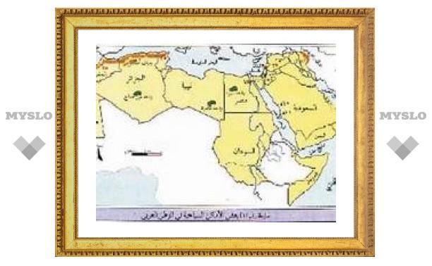 Авторы палестинских учебников стерли Израиль с карты
