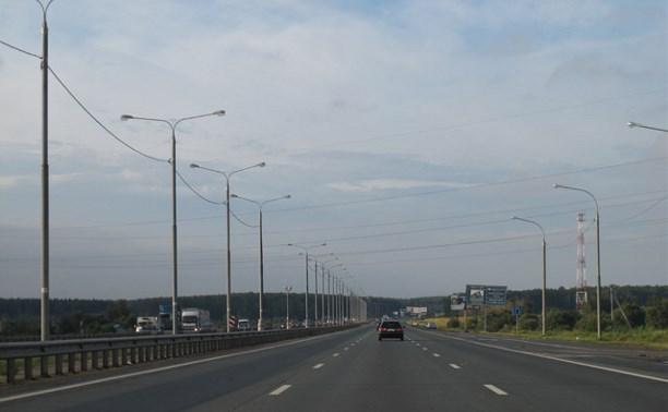 «Росавтодор» отремонтирует три участка трассы М2 в Тульской области