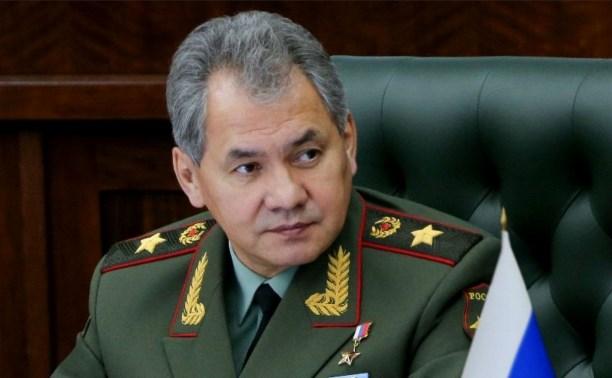 Сергей Шойгу прокомментировал назначение врио губернатора Тульской области