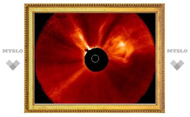 Аппараты STEREO предсказали магнитную бурю