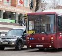 В Туле на пересечении улиц Болдина и Мира автобус сбил женщину