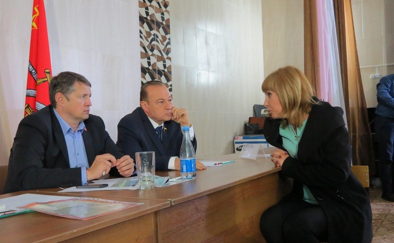 Евгений Авилов провел встречу с жителями Центрального территориального округа