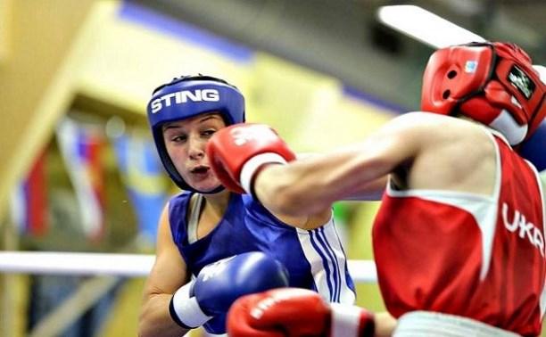 Тульские боксёрши поднялись на пьедестал в Домодедово