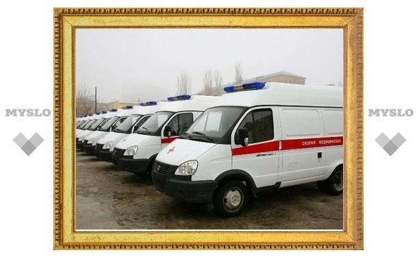 """В Тульской области """"Программа модернизации здравоохранения"""" будет выполнена в полном объеме"""