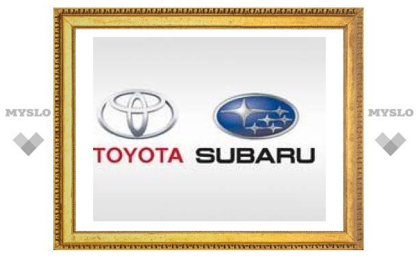 """Новый спорткар Toyota будет оснащаться """"оппозитником"""" Subaru"""