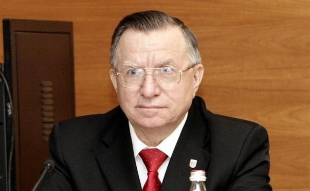 В тульской Облдуме Владимира Груздева представит Александр Москалец